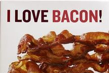 Bacon / Everything #Bacon related #recipies / by Iris S.S.