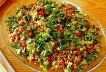 Salatalar (salad )