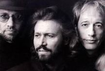 Music: The Bee Gees / Te Brothers Gibb. Bee Gees Music / by Iris S.S.