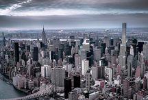New York / Kaupunkielämää