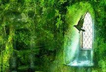 Fairy tales / Tarinan lumo