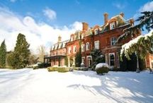 Travel | Best Herts Hotels / The best places to stay - hotels, B&Bs and getaways in Hertfordshire, south-east England, UK.