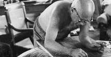 Pablo Picasso...