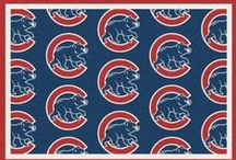 Professional and College Sports Rugs / MLB NFL NHL NBA NCAA licensed rugs with your favorite teams logo and colors!