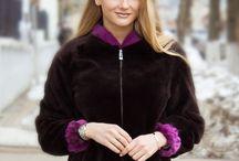Furs coat / Меха, изделия из натурального меха от фабрики Киров-мех
