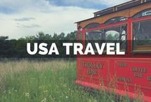 USA Travel / The good old US of A! A board for planning your ultimate American holidays and trips - from New York City to San Francisco and everything in between. US road trip ideas   Road trip inspo   traveling with friends   East coast trips   West coast trips   California vacation   New York holiday   and more!