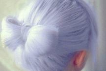 Peinados y cabello / by Malena García