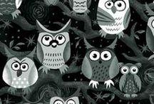 Pattern * Owls