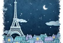 Illustration * Eiffel Tower