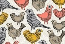 Pattern * Birds