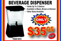 Sales, Clearance Items, Coupons / Take advantage of our local and online deals posted regularly.