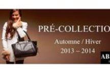AUTOMNE-HIVER 2013-2014 / Venez découvrir la Pré-Collection ici : http://www.abaco-eshop.com/femme.html