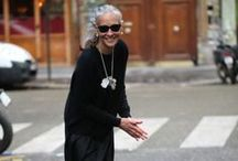 I want to be her when I'm older...