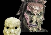 Prosthetics / We supply a great range of Prosthetics for your next character