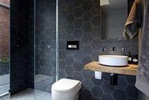 INTERIORS || Bathroom / Home Bathroom Interior Inspiration