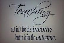 Teacher Resources / Resources for preschool teachers.