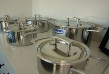 Kookpotten en pannen / cookware demeyere, meer voor minder geld. Inkoopprijzen voor alle kookpotten en pannen. Bespaar van 25- 35 procent
