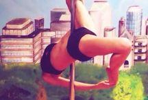 Pole(dance) / Had ik jaren geleden al aan moeten beginnen
