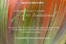 2015 Arts Invitational Online Auction / The annual Arts Invitational online auction showcases the work of a small group of studio artists of consummate skill. Artist participation is by invitation. To bid from April 21 to May 5, 2015, go to www.paddle8.com/auctions/smithsonian. Follow us on Twitter at #SCApr23.