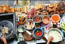 Food & Drink - street Food / Food and drink, street food inspiration / by WOW247
