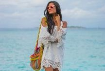 Bohemian Free Spirit / Boho fashion, bohemian outfits, free spirit women's fashion #boho #bohemian #fashion #freedom