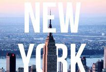 Mooie foto's New York / Ooit mijn wens nog eens The big Apple te zien. En ik ben een grote sex and the city fan dus mocht de tour er nog zijn I'll be there