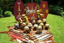 S.P.Q.R. - ARMAMENT / Weapons, armour and equipment of mighty roman legions.