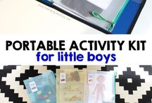 Keep children occupied! / Activities, crafts etc to keep them busy