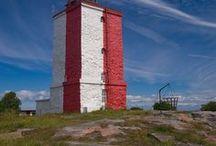 Majakat, Lighthouses