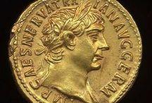S.P.Q.R. - NUMISMATICS / Coins of ancient roman civilization.