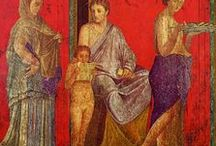S.P.Q.R. - ART / Visual artworks of ancient roman civilization.