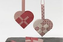 Valentine's Day / Get inspiration for handmade gifts and cards for your loved ones