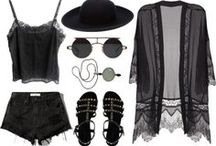 ALT FASHION || SS Goth / Alternative and Goth Fashion Inspiration for Spring and Summer.