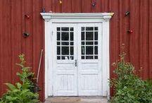 my artist residency in Sweden