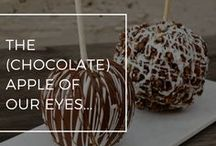 The (Chocolate) Apple of our Eyes...