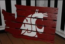 Coug Gear / Represent the Cougs in every aspect of life!