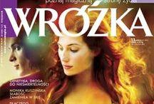 WRÓŻKA 2013 / Okładki magazynu z 2013 roku