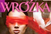 WRÓŻKA 2012 / Okładki magazynu z 2012 roku