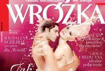 WRÓŻKA 2011 / Okładki magazynu z 2011 roku