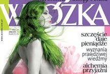 WRÓŻKA 2009 / Okładki magazynu z 2009 roku