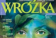 WRÓŻKA 2008 / Okładki magazynu z 2008 roku