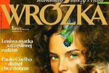 WRÓŻKA 2007 / Okładki magazynu z 2007 roku