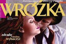 WRÓŻKA 2006 / Okładki magazynu z 2006 roku
