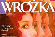 WRÓŻKA 2005 / Okładki magazynu z 2005 roku