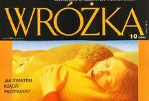 WRÓŻKA 2003 / Okładki magazynu z 2003 roku