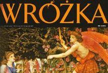 WRÓŻKA 2002 / Okładki magazynu z 2002 roku