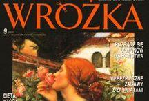 Wróżka 2001 / Okładki magazynu z 2001 roku