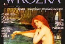 WRÓŻKA 2000 / Okładki magazynu z 2000 roku