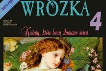 WRÓŻKA 1999 / Okładki magazynu z 1999 roku