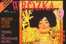 WRÓŻKA 1998 / Okładki magazynu z 1998 roku